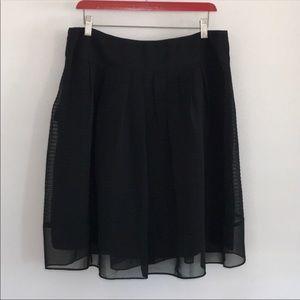 🆕 Pleated Ann Taylor Skirt